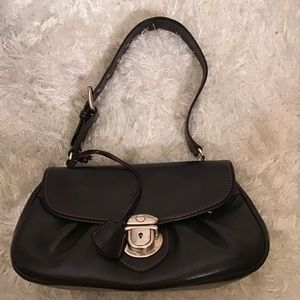 Marc Jacobs Hobo Bag with Lock and Key